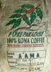 Kona A'Ama Coffee